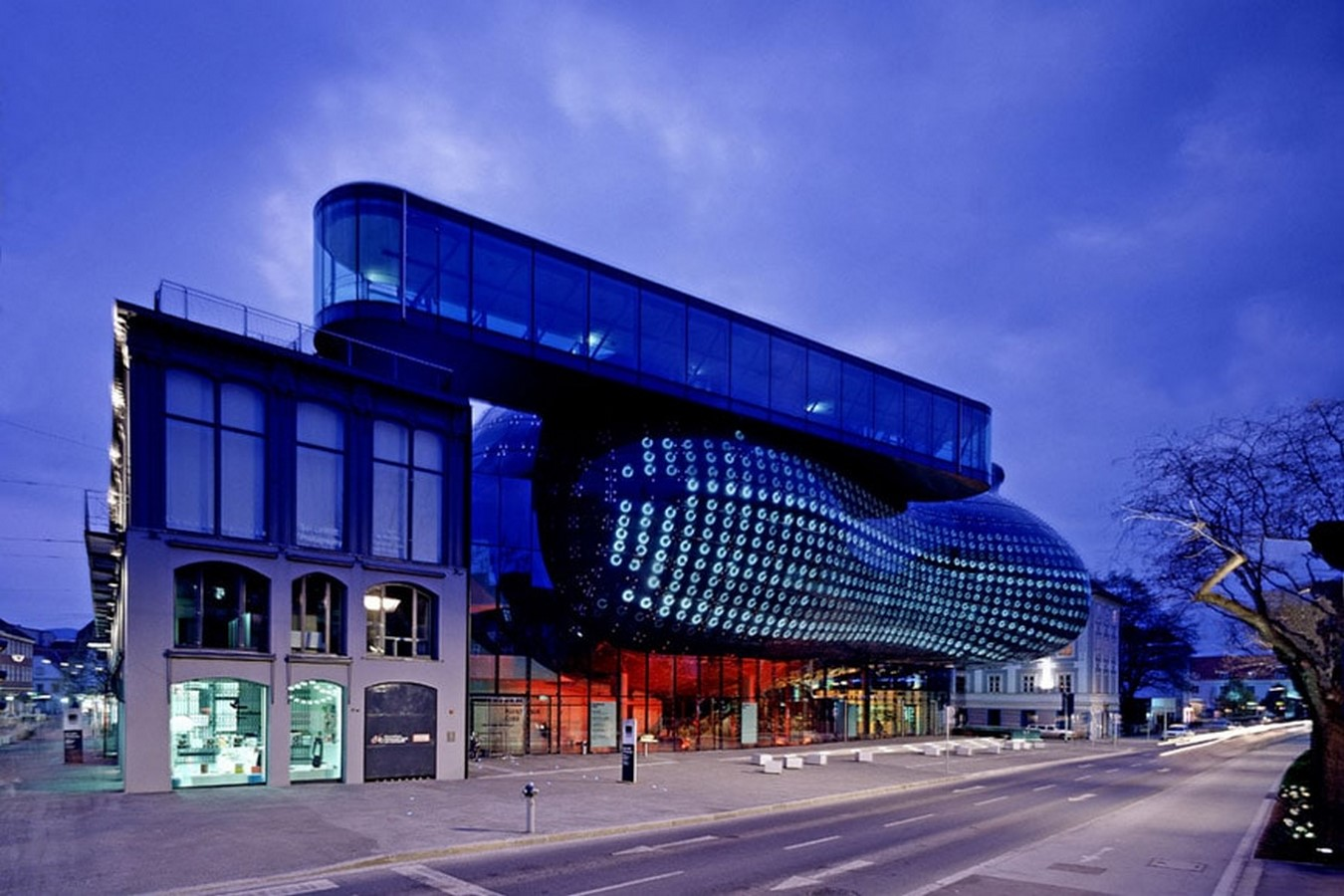 Kunsthaus Graz - Sheet2