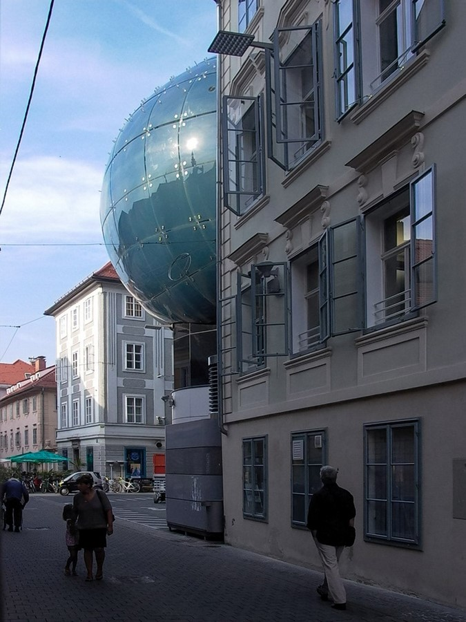 Kunsthaus Graz - Sheet3
