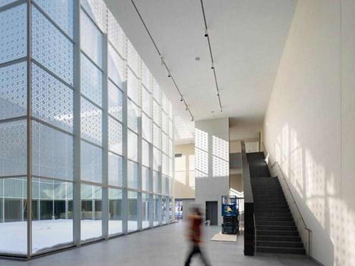 Aga Khan Museum by Fumihiko Maki: Devoted to Islamic art and culture - Sheet6