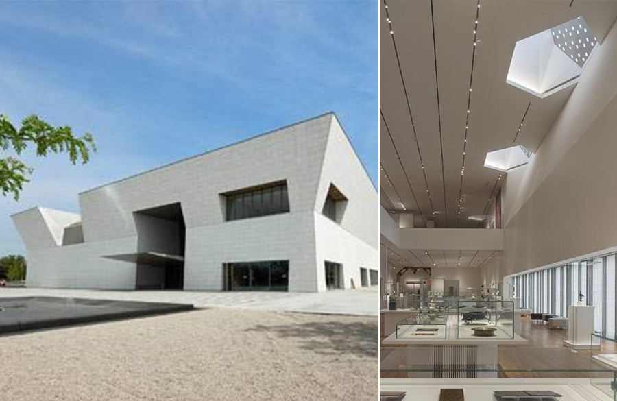 Aga Khan Museum by Fumihiko Maki: Devoted to Islamic art and culture