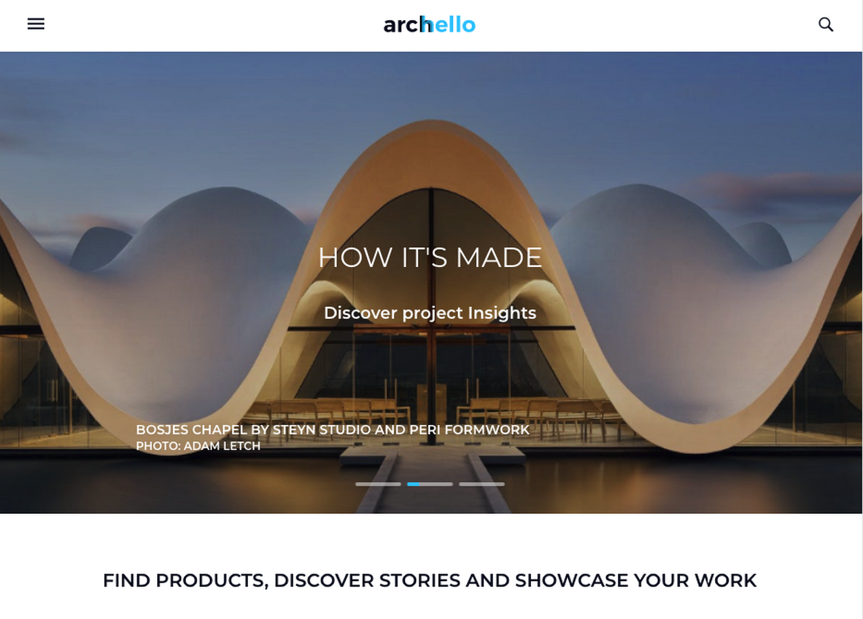 10 Websites you must follow, if you are an architect - Sheet5