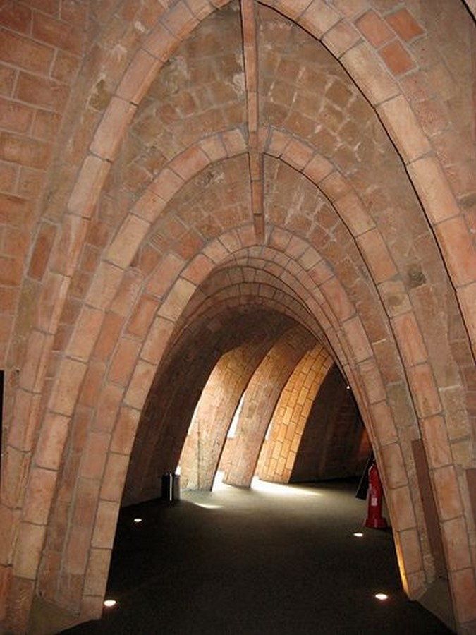 Catenary Arches and Vaults - Sheet1