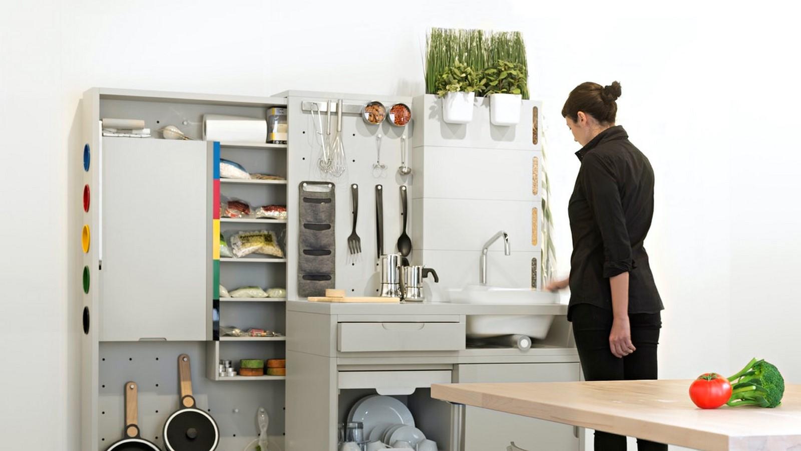 THE FUTURE KITCHEN FOR IKEA -Sheet2