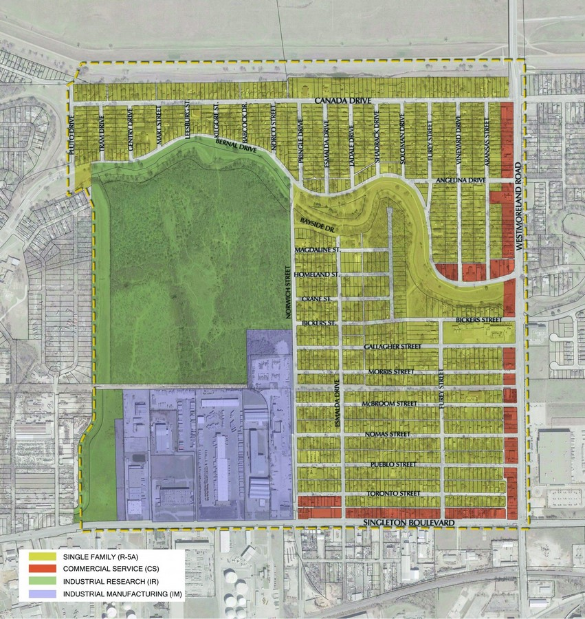 Westmoreland Heights Neighborhood Master Plan - Sheet2