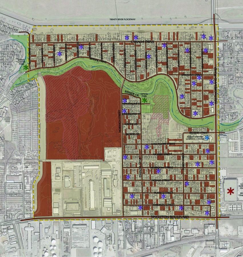 Westmoreland Heights Neighborhood Master Plan - Sheet4
