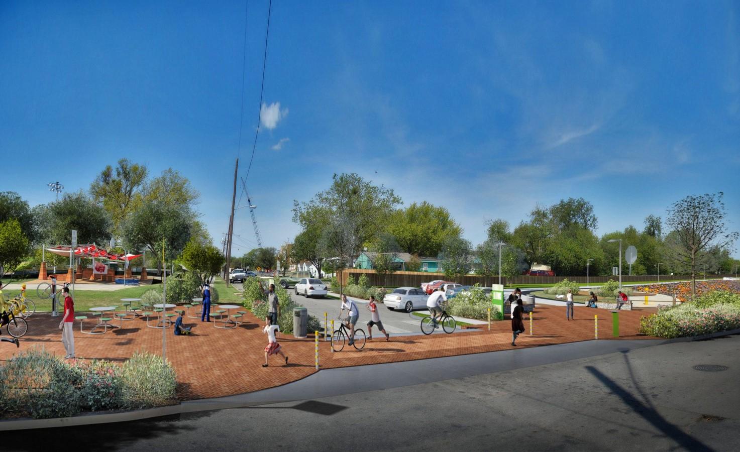 Santa Fe Trail Corridor - Sheet1
