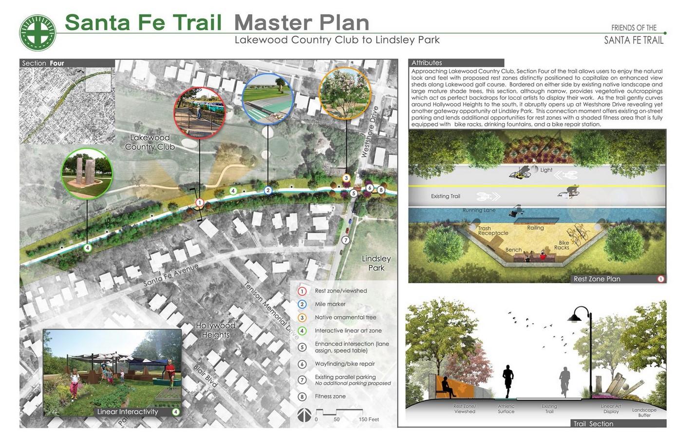 Santa Fe Trail Corridor - Sheet12
