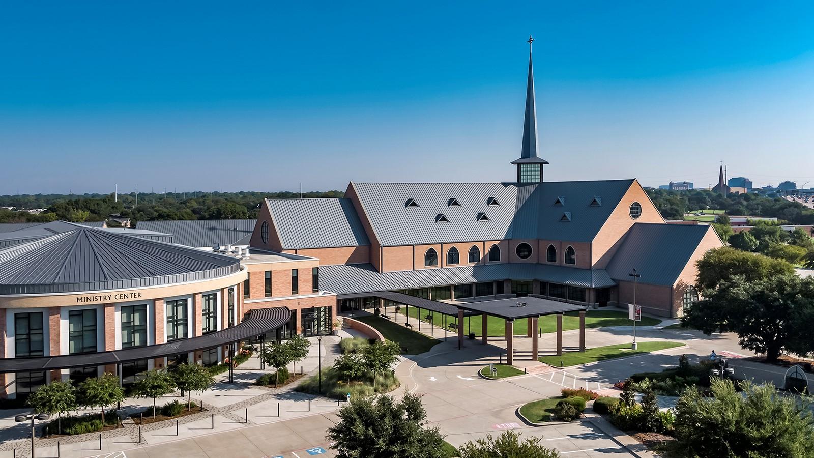 First United Methodists of Richardson - Sheet2