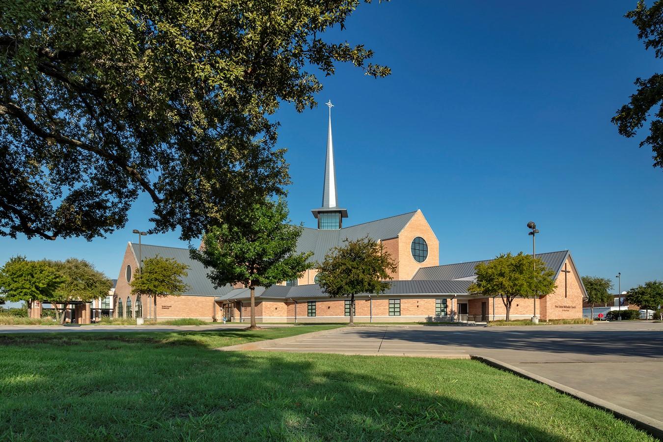 First United Methodists of Richardson - Sheet7