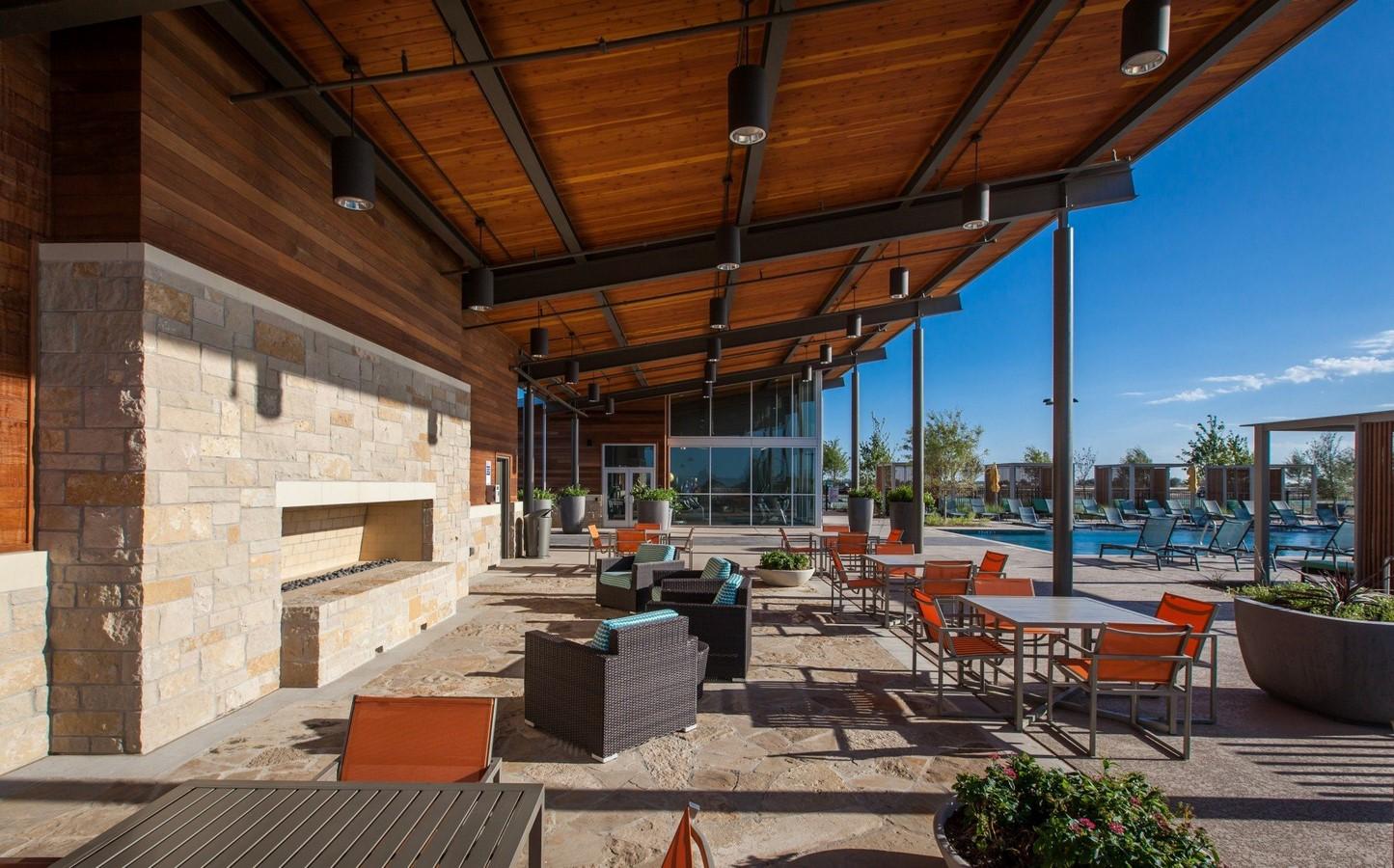 Windsong Ranch Amenity Center - Sheet2
