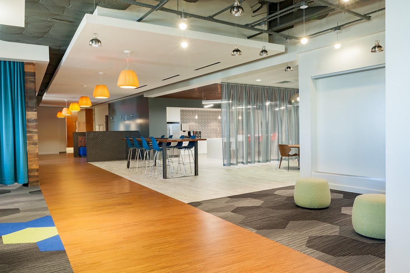 Fortune 500 Campus Interiors - Sheet1
