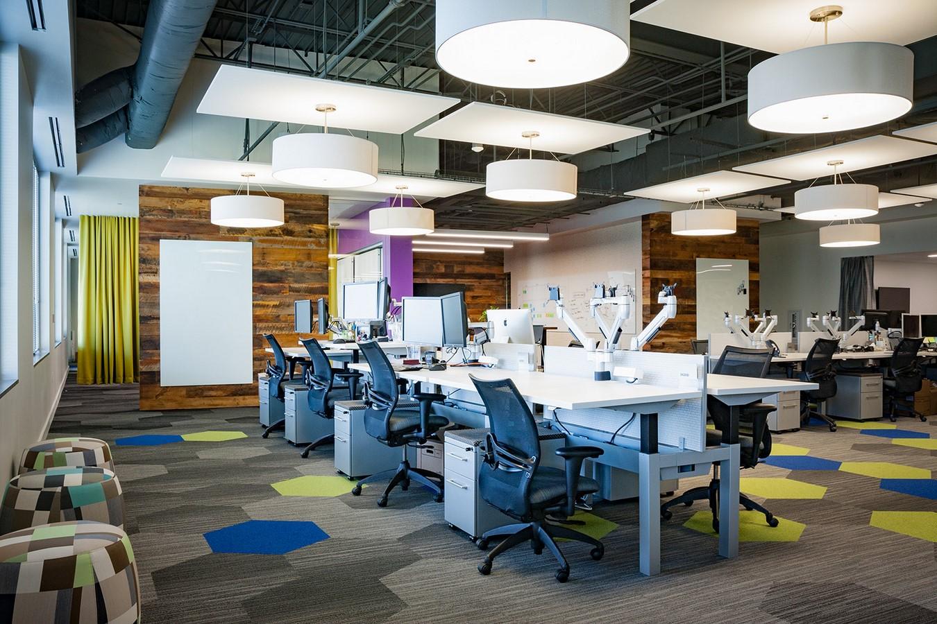 Fortune 500 Campus Interiors - Sheet2