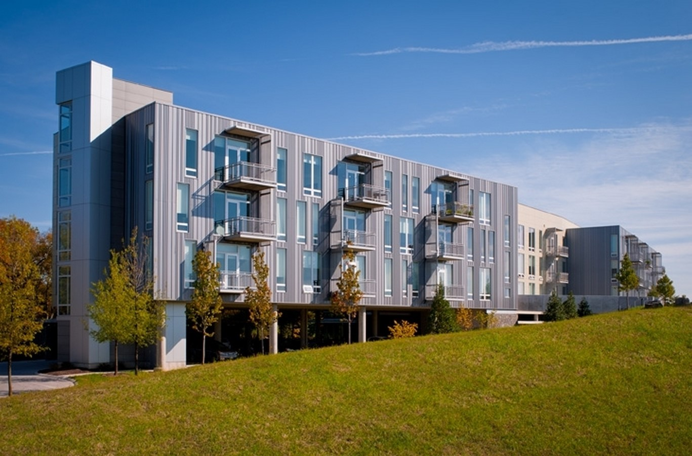 HHMI Janelia Research Campus Apartments - Sheet2