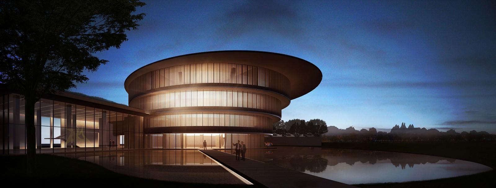 HE Art Museum by Tadao Ando: A place of harmony - Sheet1