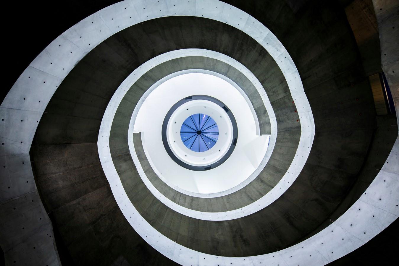 HE Art Museum by Tadao Ando: A place of harmony - Sheet3