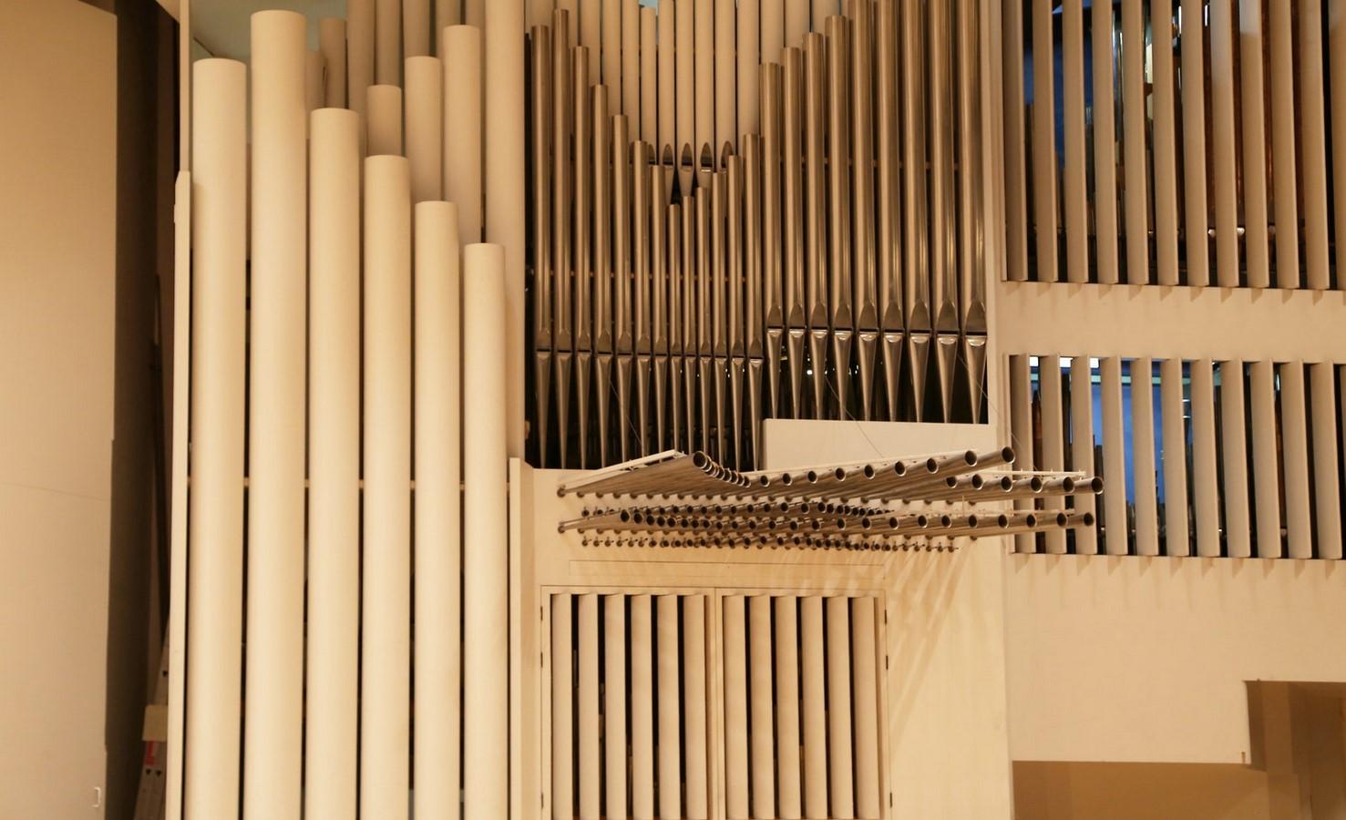 Finlandia Hall by Alvar Aalto: Celebrating Light and Nature - Sheet9