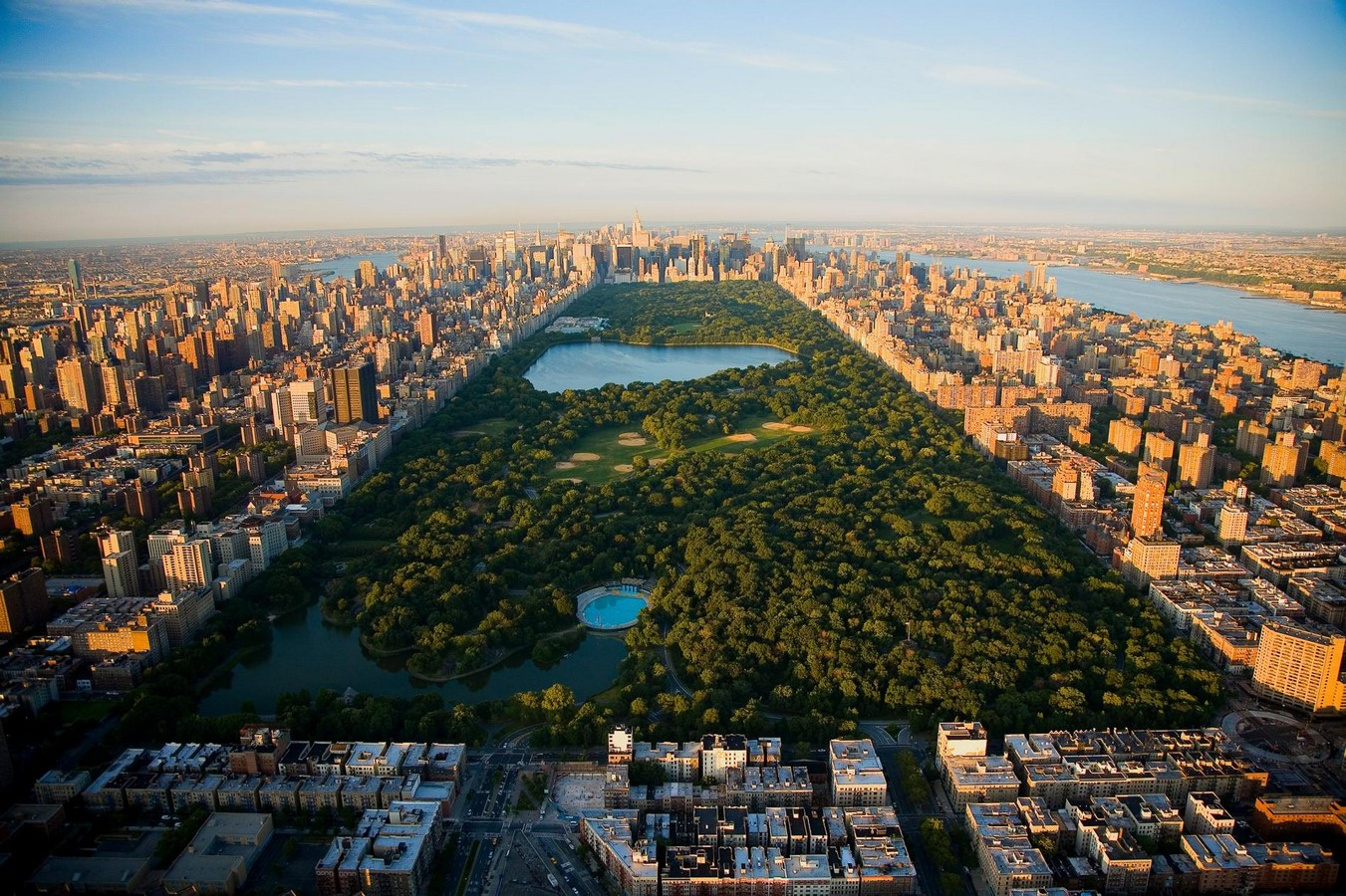 The sustainable and cultural significance of Central Park on New York -Sheet1