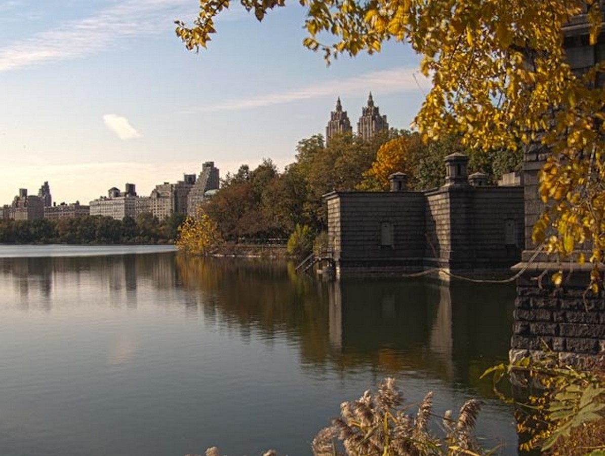 The sustainable and cultural significance of Central Park on New York -Sheet11