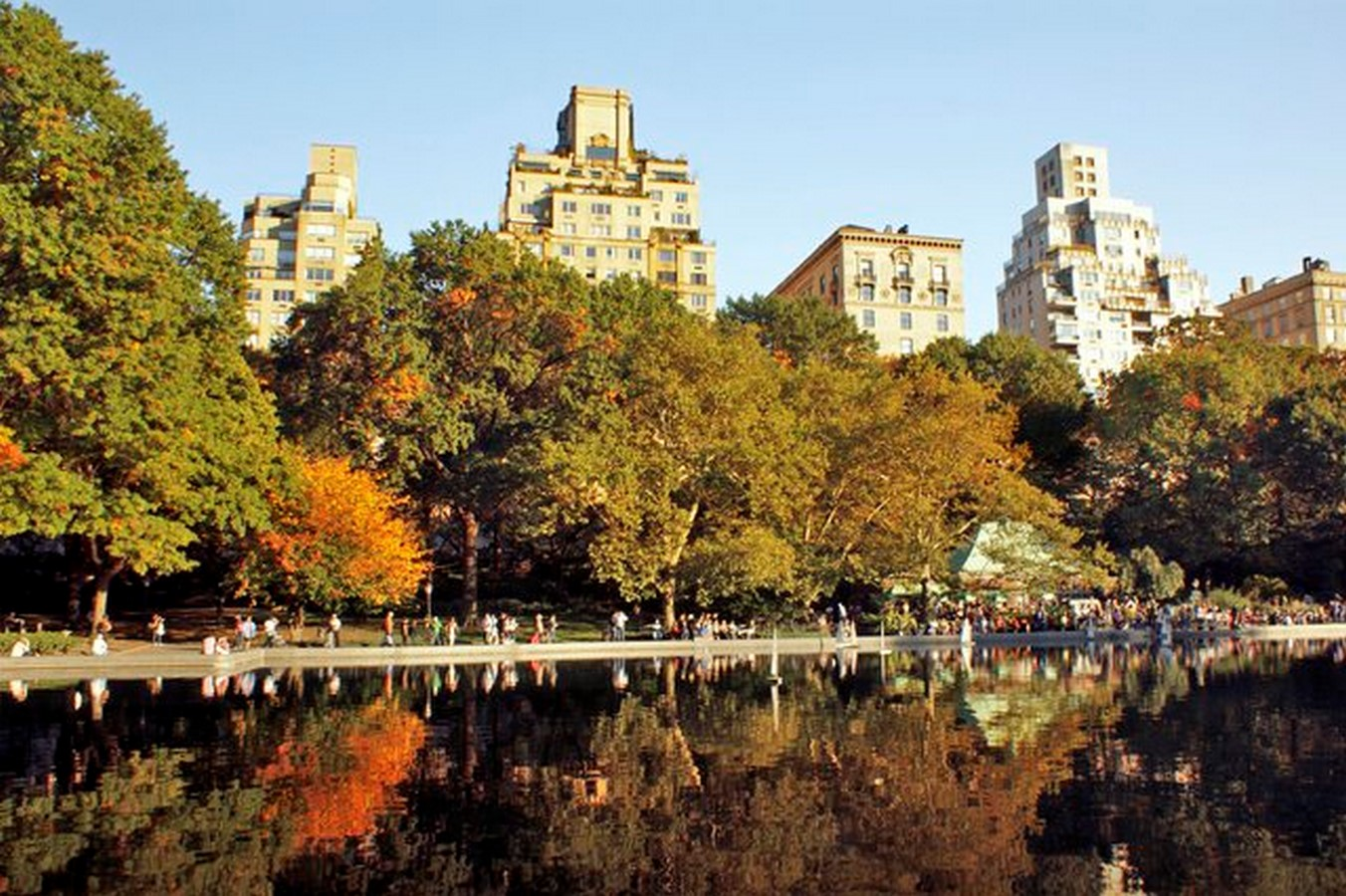 The sustainable and cultural significance of Central Park on New York -Sheet12