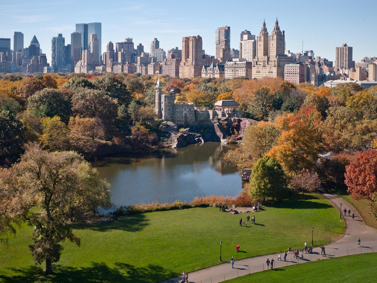 The sustainable and cultural significance of Central Park on New York -Sheet3