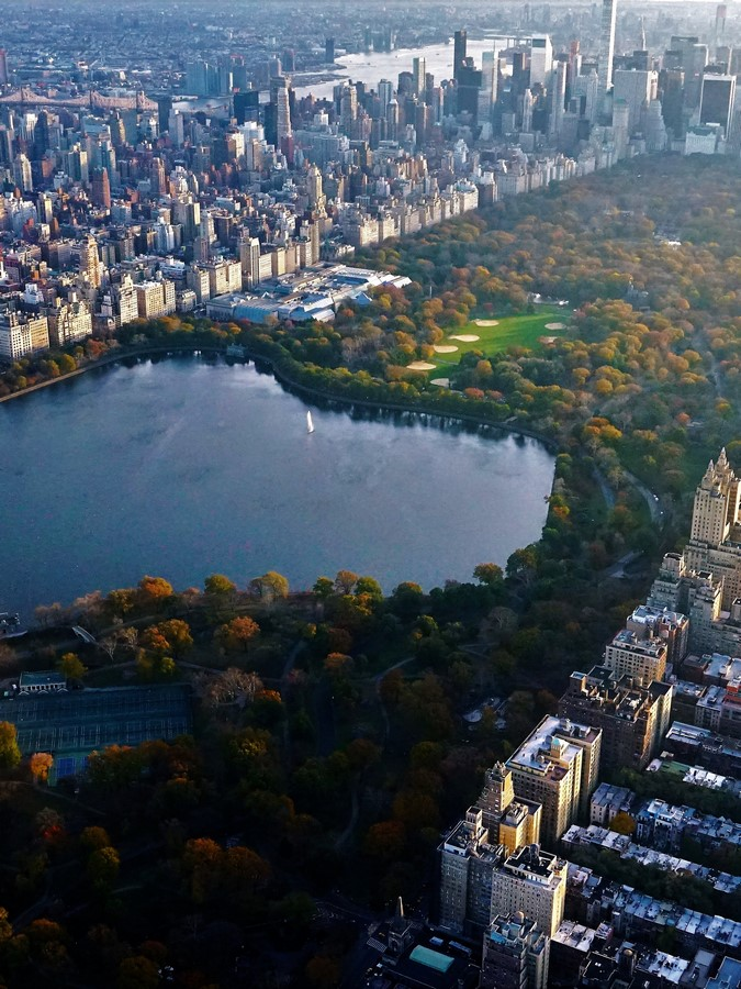 The sustainable and cultural significance of Central Park on New York -Sheet8