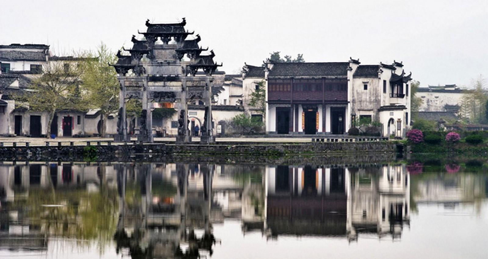 Xidi and Hongcun Ancient Villages - Sheet1