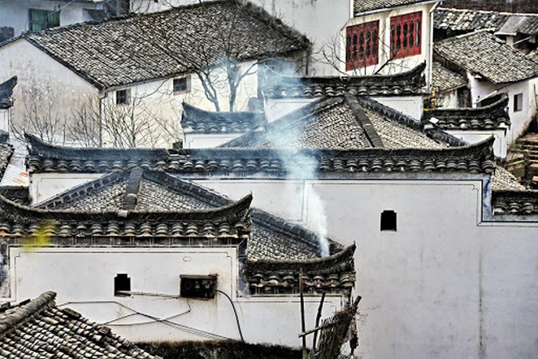 Xidi and Hongcun Ancient Villages - Sheet3