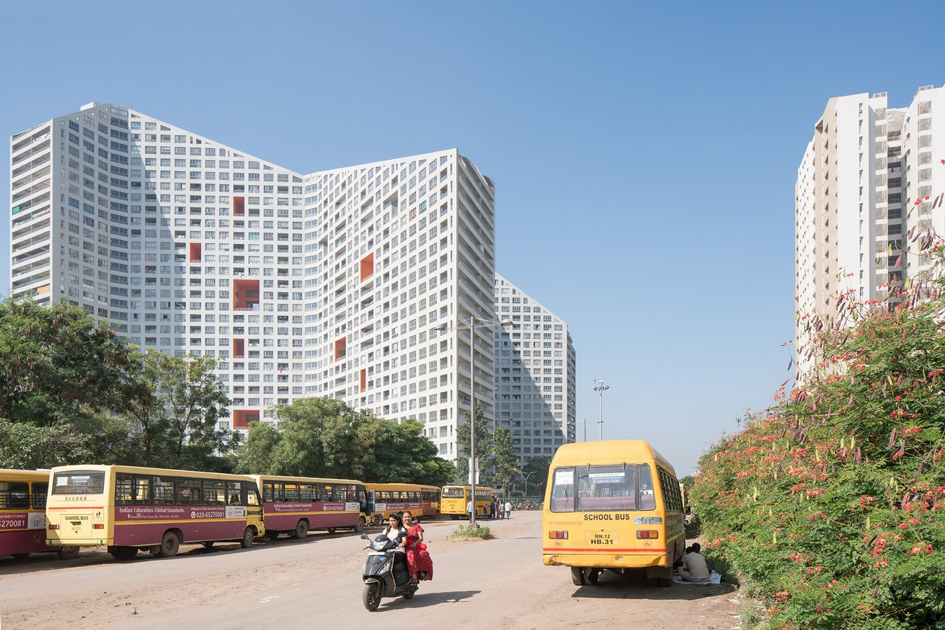 Future towers in Pune by MVRDV - Sheet1