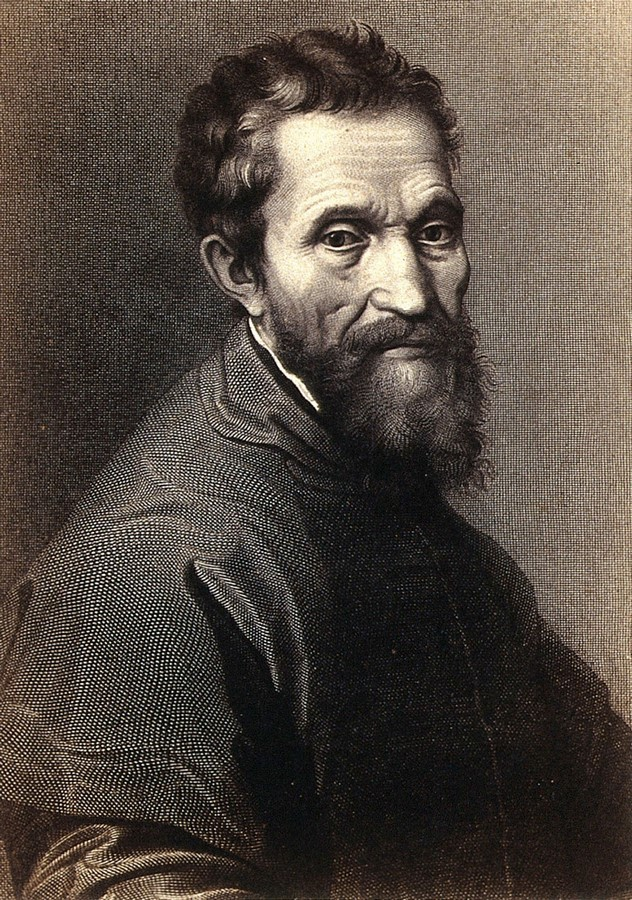 10 Things you didn't know about Michelangelo - Sheet1