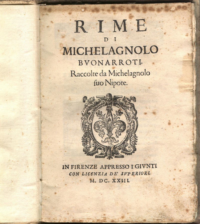 10 Things you didn't know about Michelangelo - Sheet2
