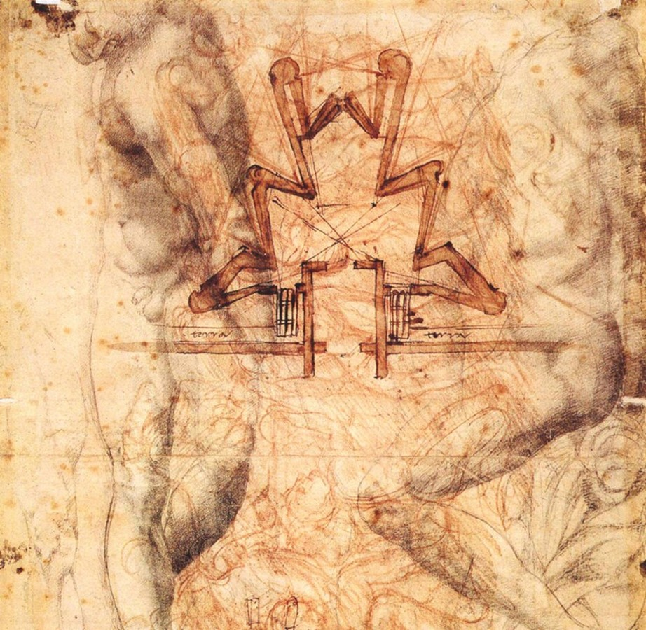 10 Things you didn't know about Michelangelo - Sheet4