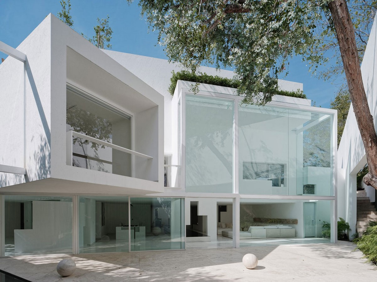 8 Styles that have an influence on modern architecture - Sheet7