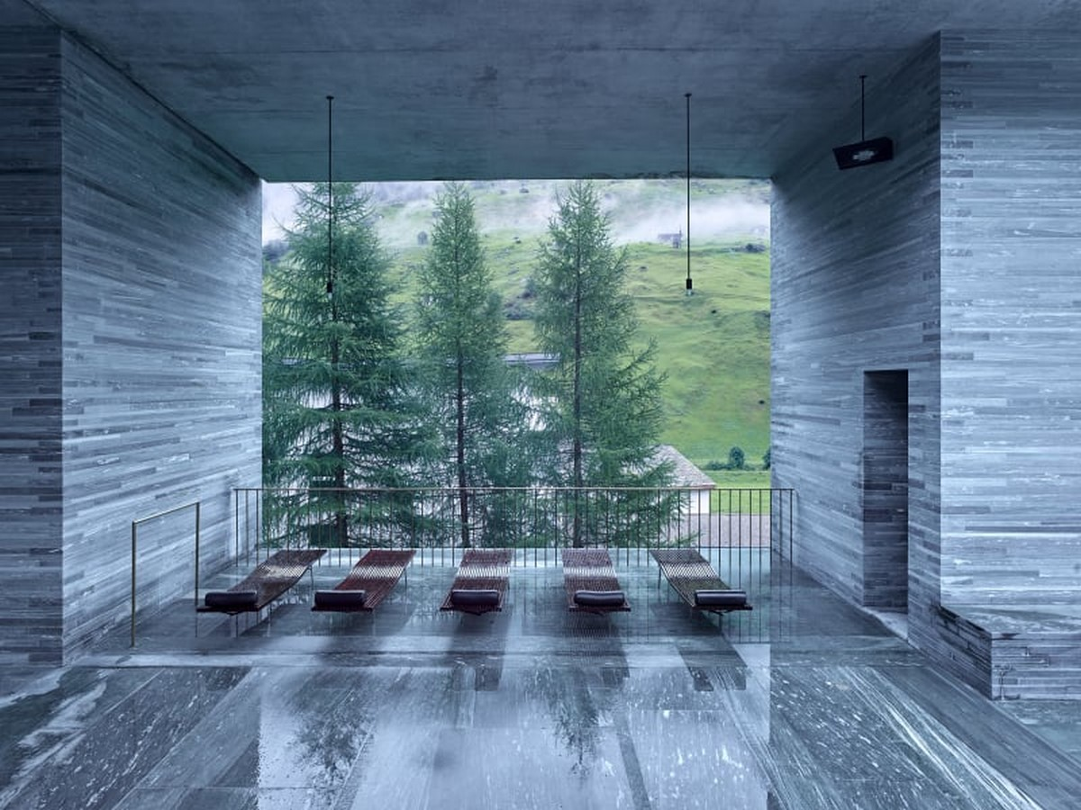 10 Things you did not know about Peter Zumthor - Sheet11