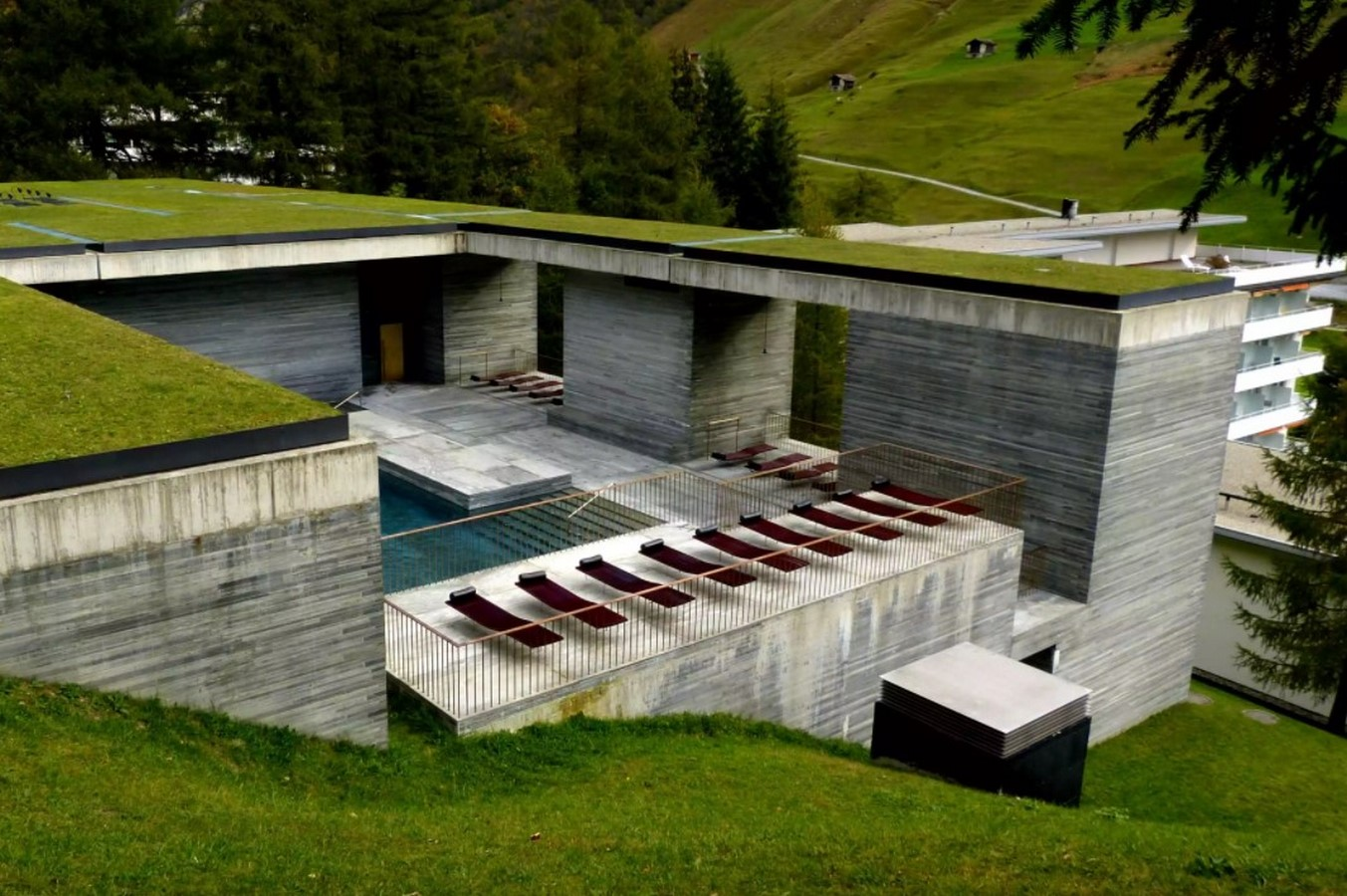 10 Things you did not know about Peter Zumthor - Sheet9