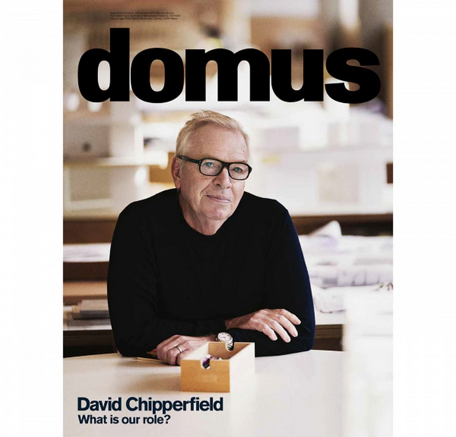 10 Things you did not know about David Chipperfield - Sheet11