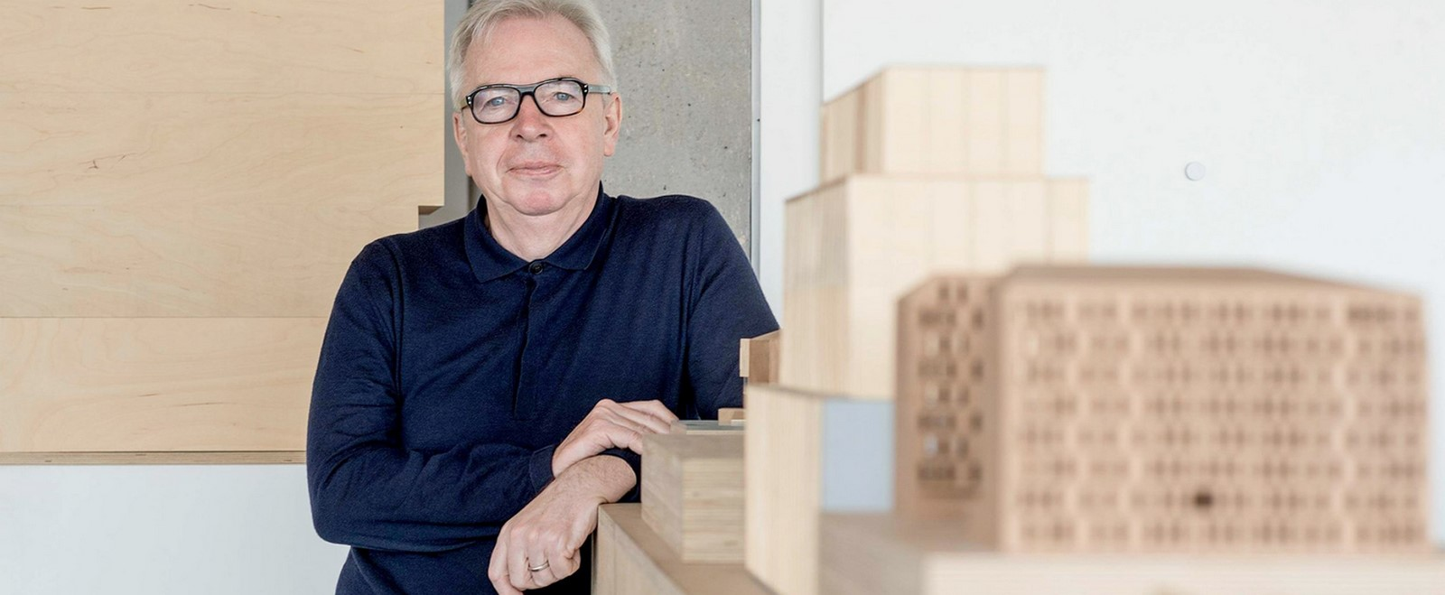 10 Things you did not know about David Chipperfield - Sheet12
