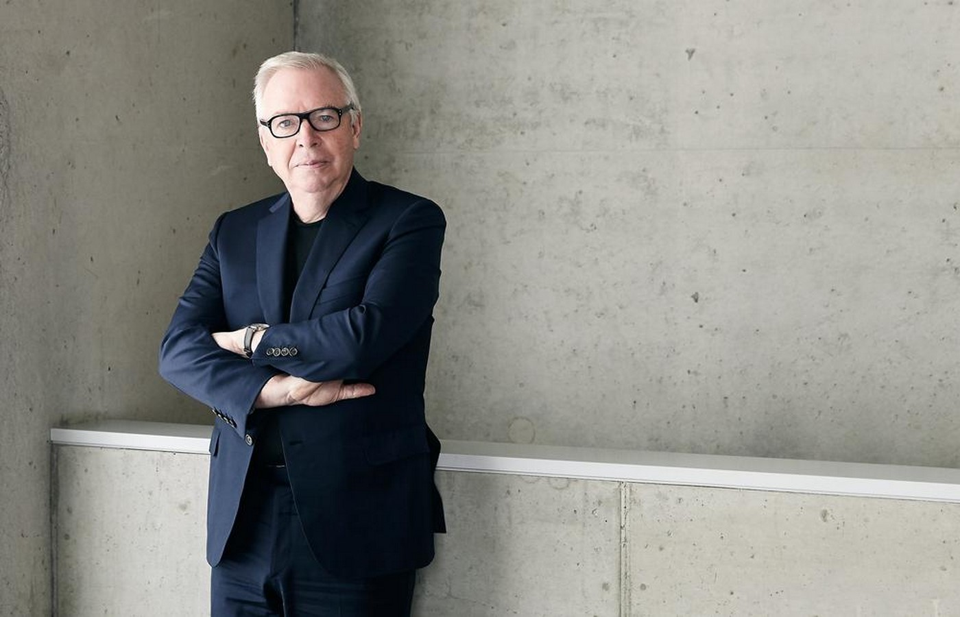 10 Things you did not know about David Chipperfield - Sheet1