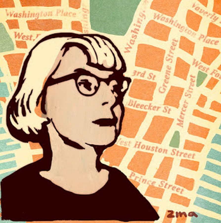 10 Things you did not know about Jane Jacobs