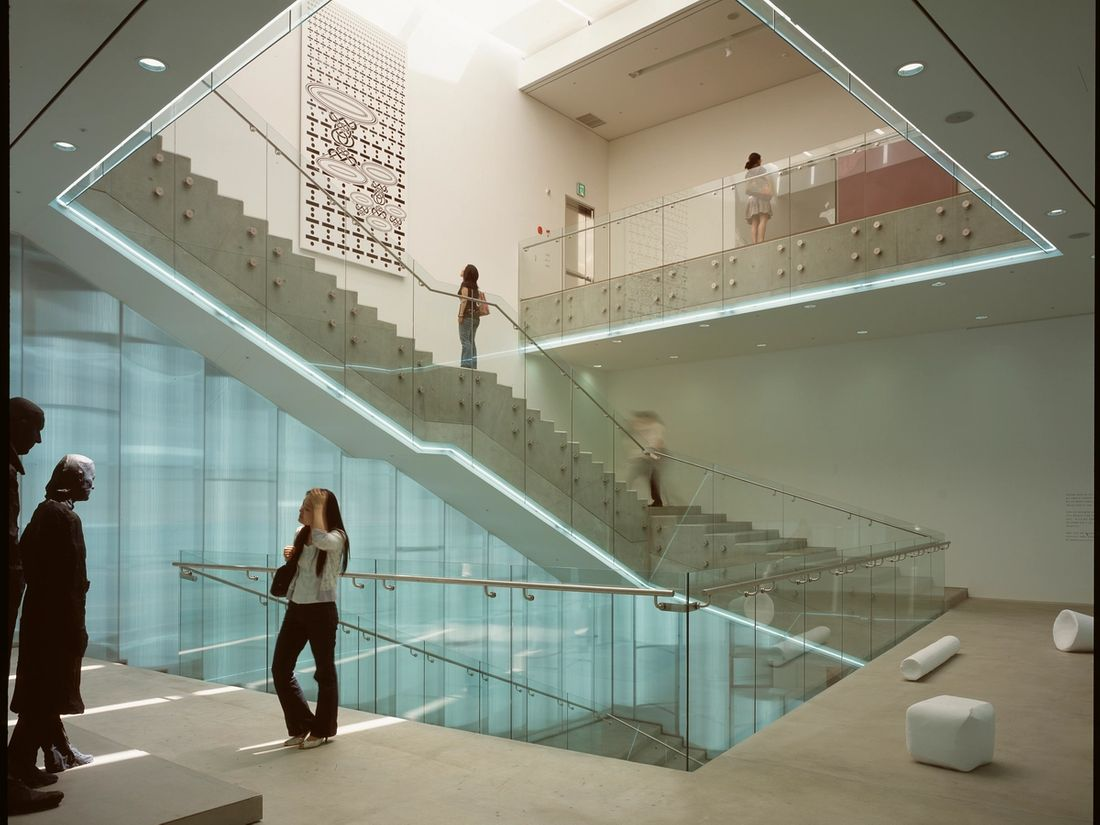 Museum of Art by Rem Koolhaas: Conscious Inspiration Method of Design - Sheet3