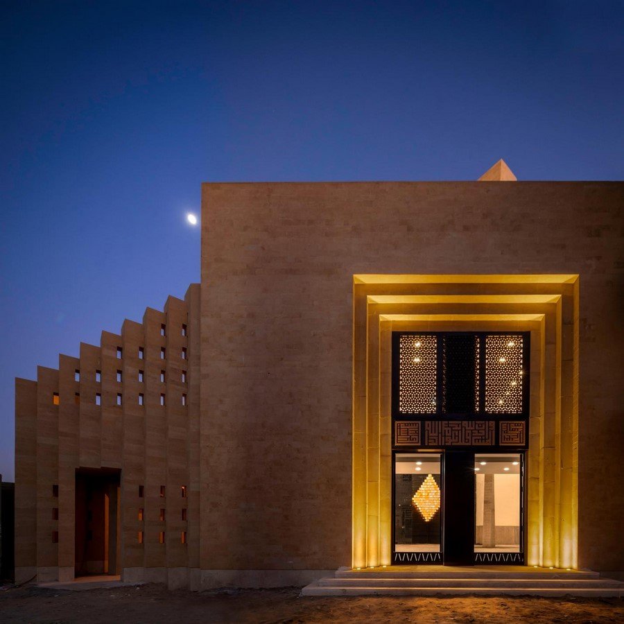 Basuna Mosque by Dar Arafa Architecture: Peace and Tranquillity through Architecture - Sheet13