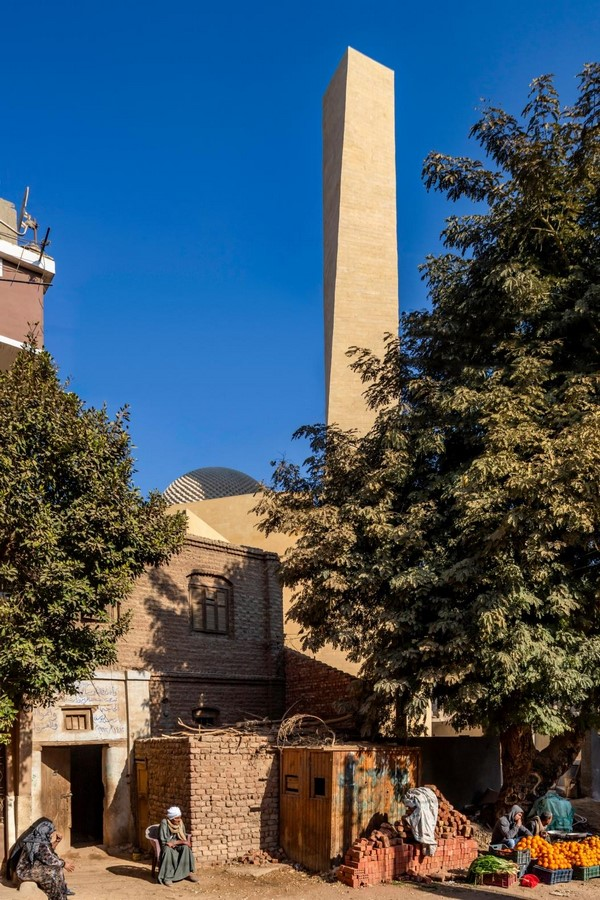 Basuna Mosque by Dar Arafa Architecture: Peace and Tranquillity through Architecture - Sheet2