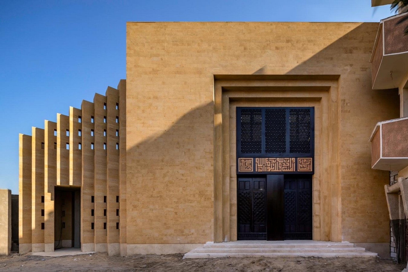 Basuna Mosque by Dar Arafa Architecture: Peace and Tranquillity through Architecture - Sheet7