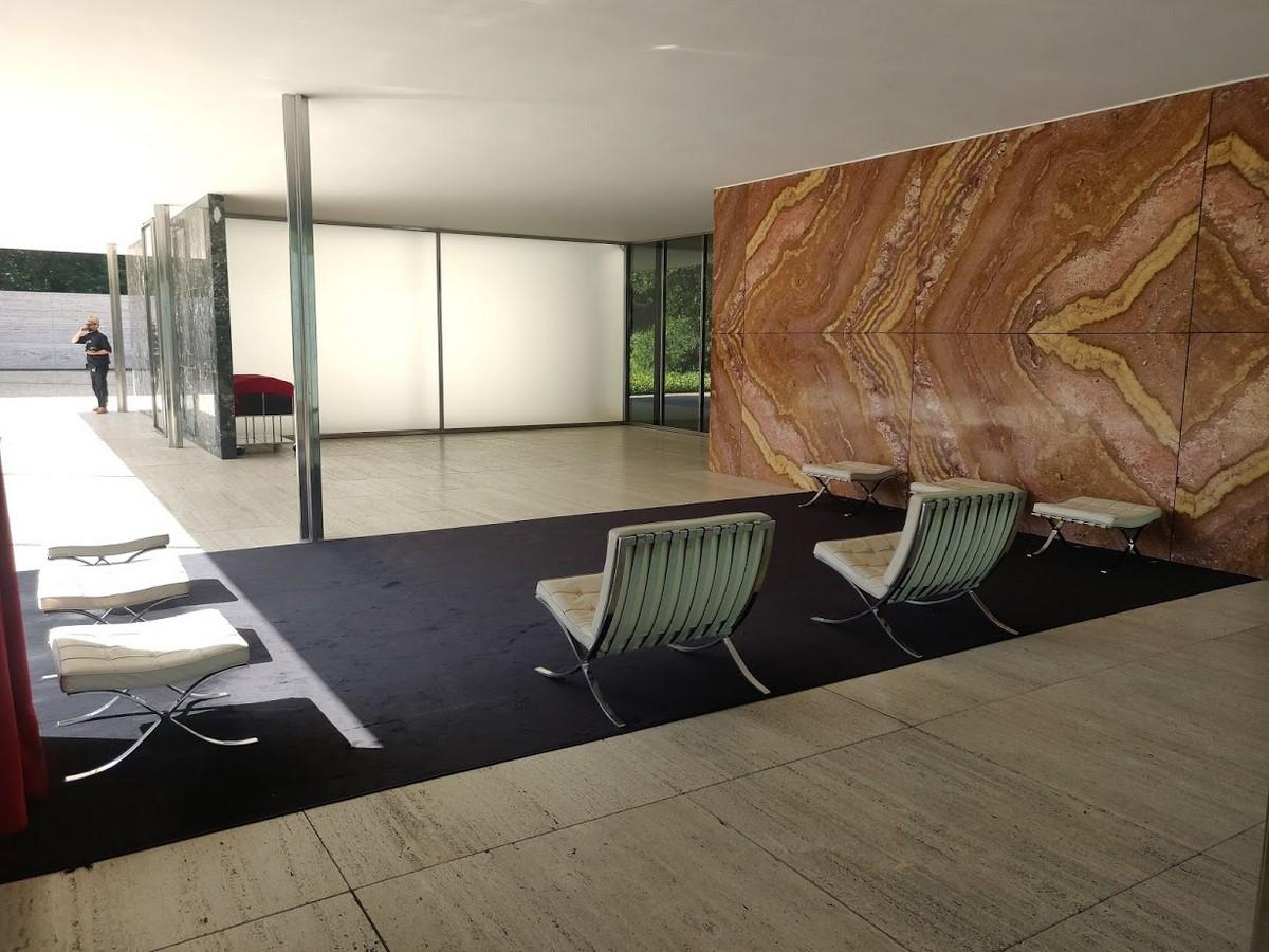 German Pavilion by Mies Van der Rohe: A Formulaic Grid System - Sheet5