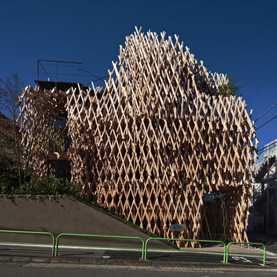 "Exploring the ""weak"" architecture of Kengo Kuma and Fujimoto - Sheet1"