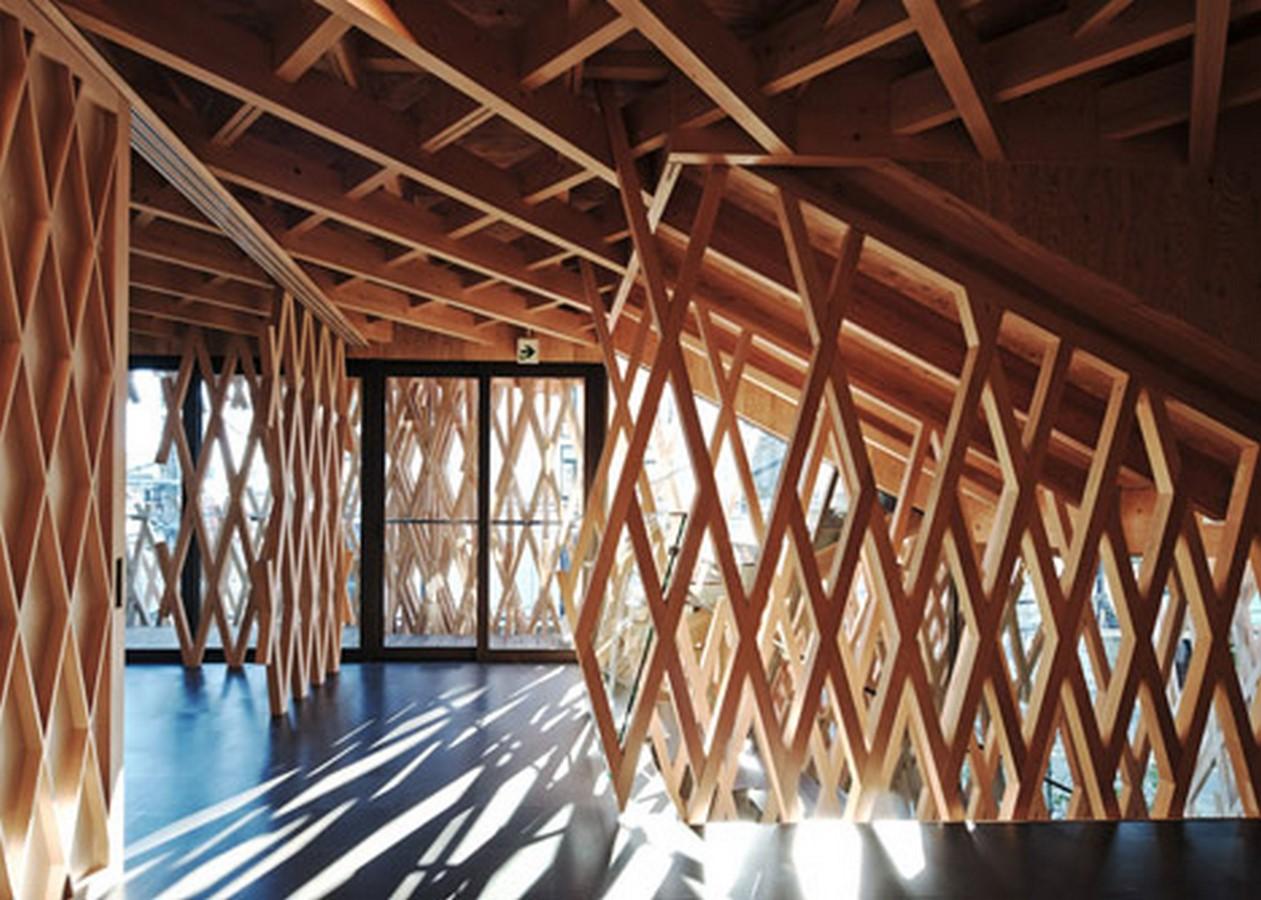 "Exploring the ""weak"" architecture of Kengo Kuma and Fujimoto - Sheet2"