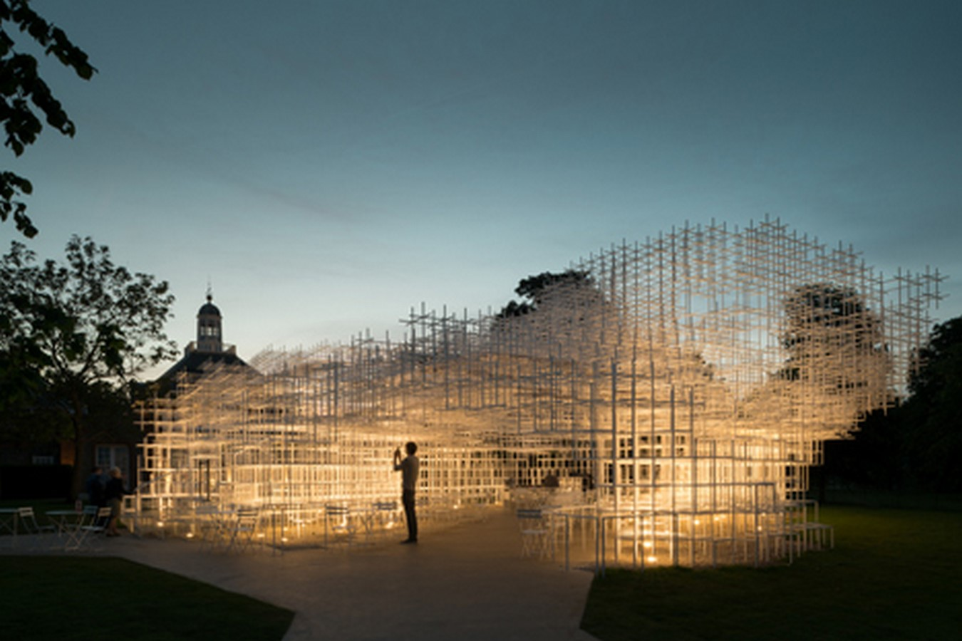 "Exploring the ""weak"" architecture of Kengo Kuma and Fujimoto - Sheet5"