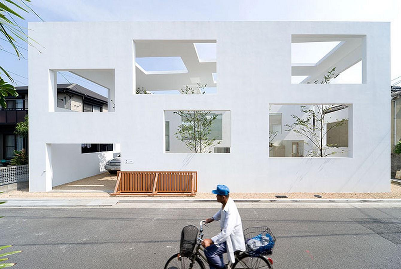 "Exploring the ""weak"" architecture of Kengo Kuma and Fujimoto - Sheet7"