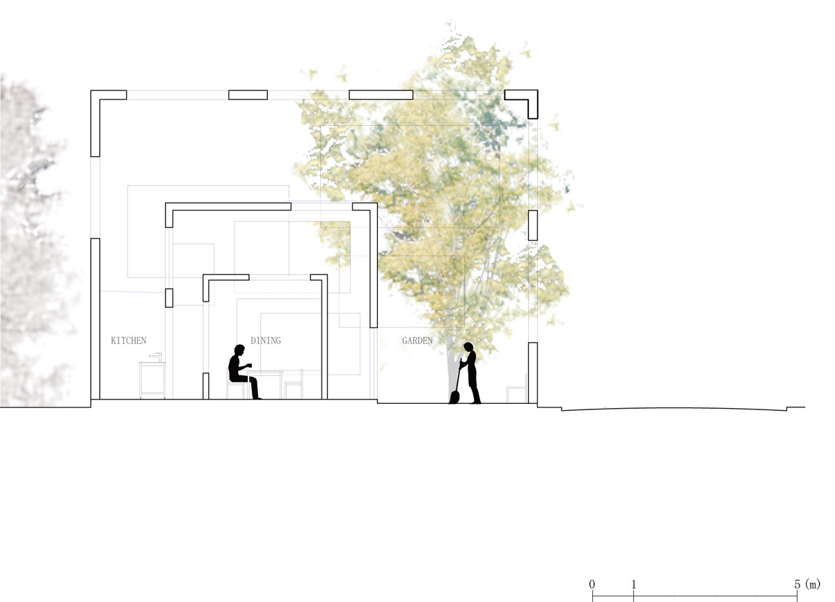 "Exploring the ""weak"" architecture of Kengo Kuma and Fujimoto - Sheet8"