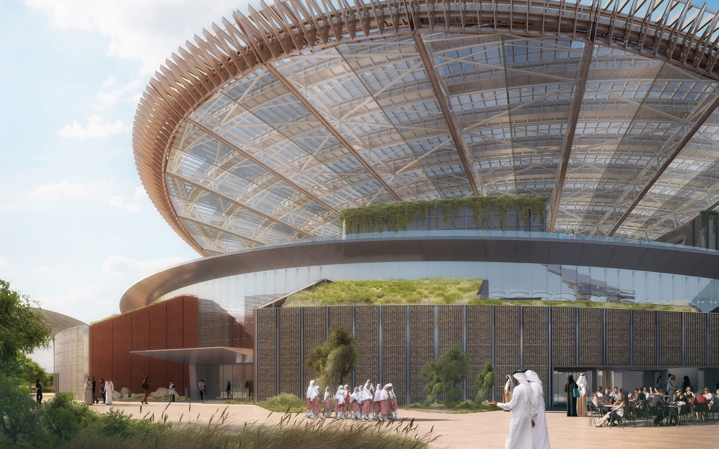 Dubai Expo 2020 Sustainability Pavilion - Sheet3