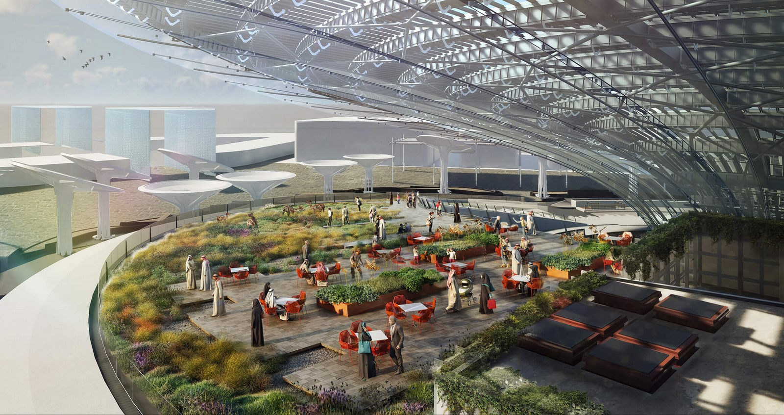 Dubai Expo 2020 Sustainability Pavilion - Sheet1